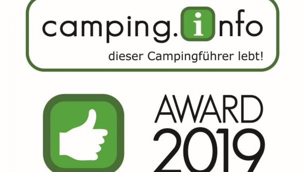 camping.info Award 2019