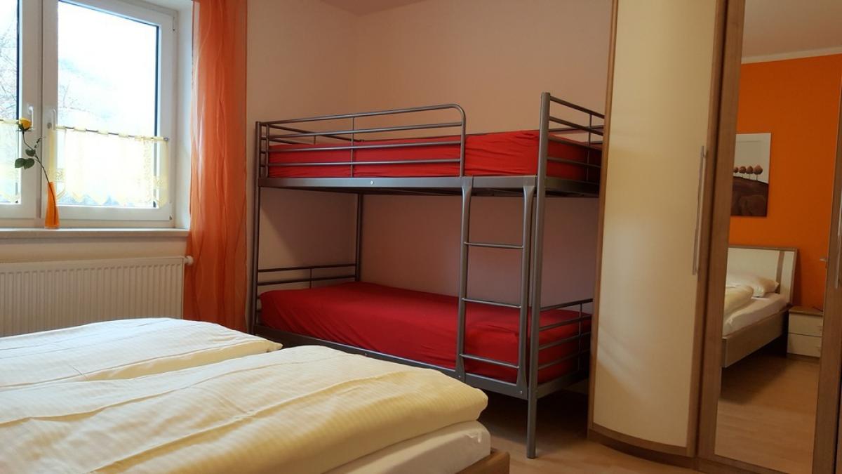 Campingplatz Ecktannen Ferienwohnung Ecktannen Müritz Nationalpark günstig Familie übernachten Unterkünfte